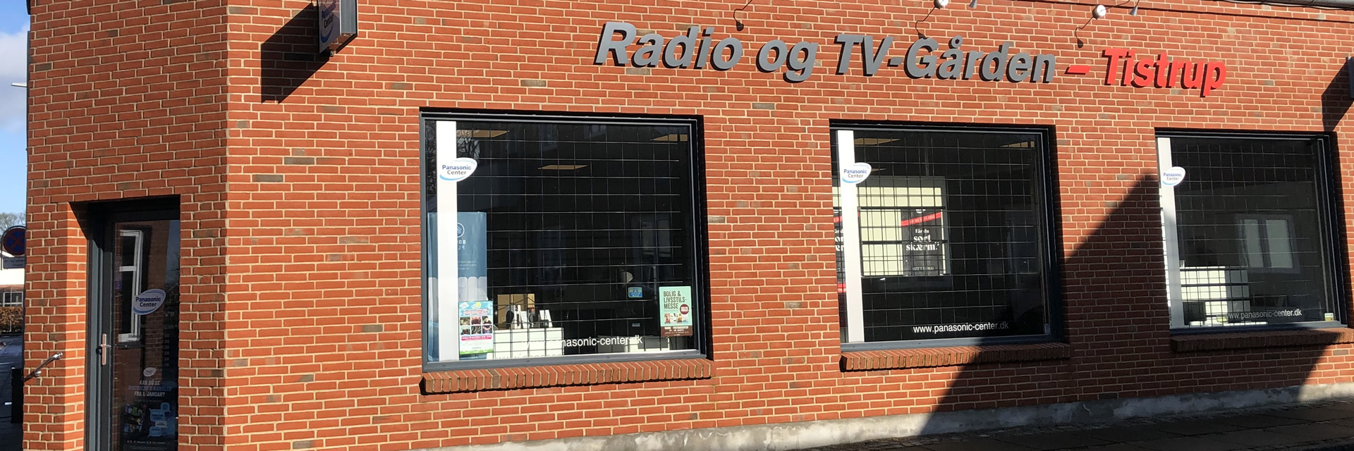 Radio og TV-Gården