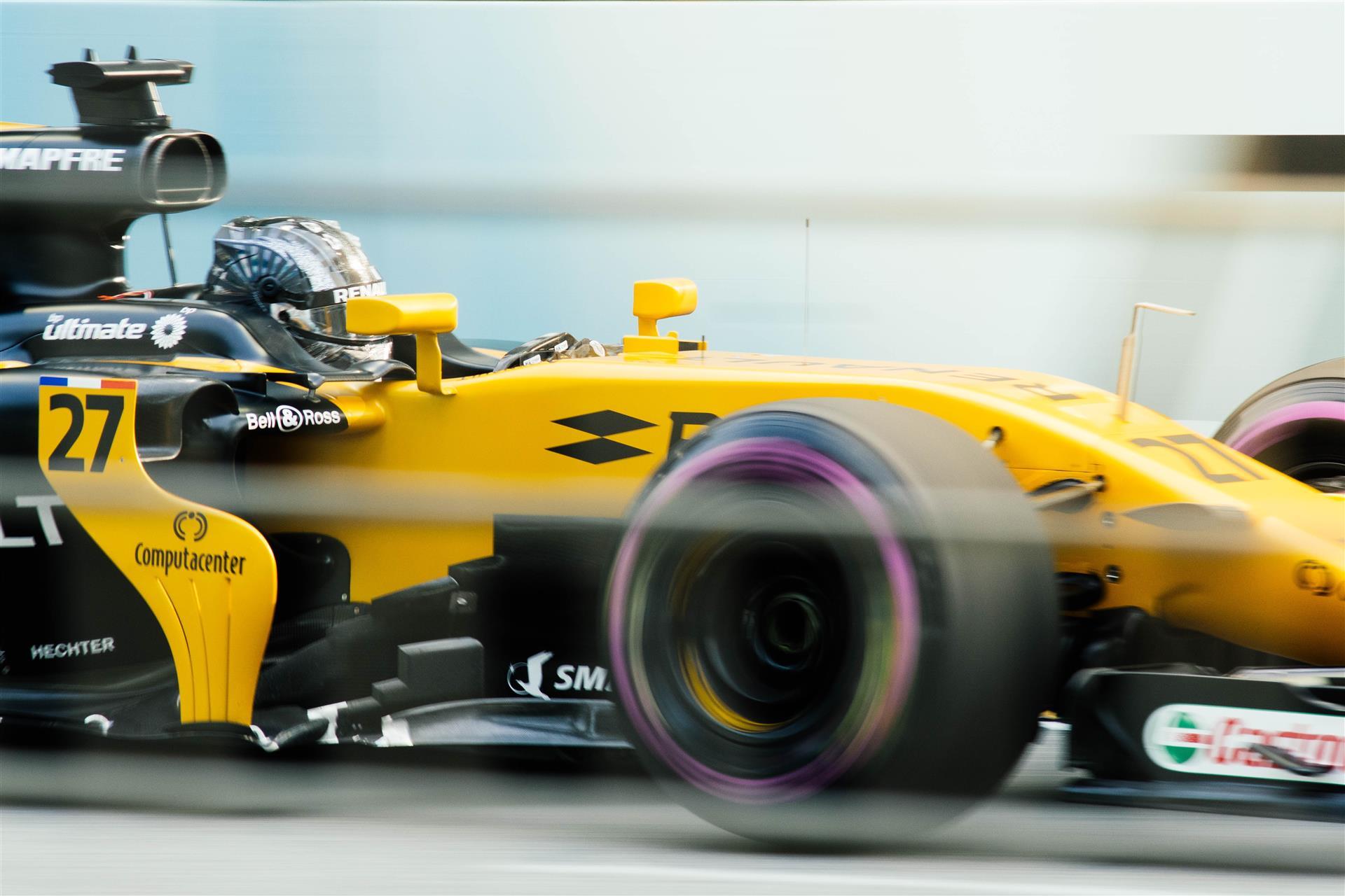Er du klar til den nye Formel 1...