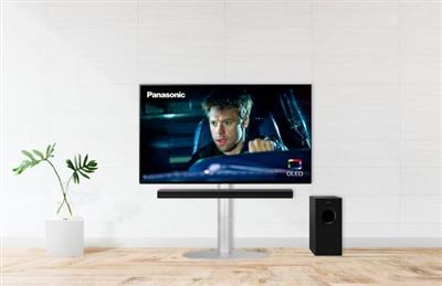 "Panasonic 55"" OLED-TV m.Dolby Atmos soundbar"