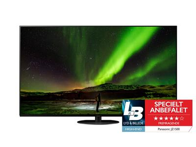 "Panasonic 65"" JZ1500 4K OLED TV"