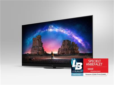 "Panasonic 65"" JZ2000 4K OLED-TV"